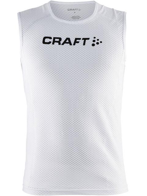 Craft Cool Mesh Superlight Singlet Herren white print